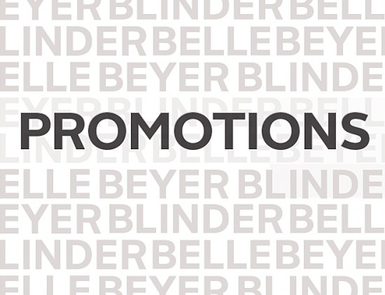 Promotions 2016